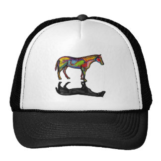 NEW HORIZON HORSE CAP