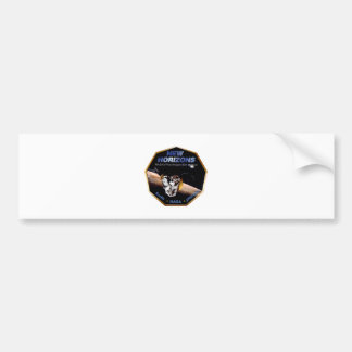 New Horizons Operations Team Logo Bumper Sticker