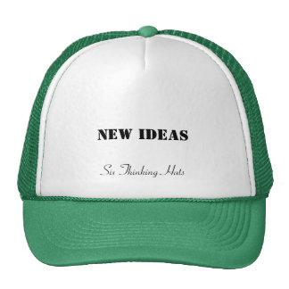 New Ideas, Six Thinking Hats