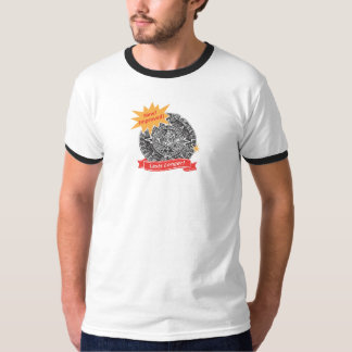 """NEW & IMPROVED! MAYAN CALENDAR"" T-Shirt"