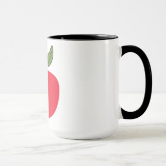 New in shop : Designers old-fashion Mug with Apple