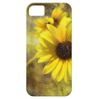 NEW iphone5 sunflowers case