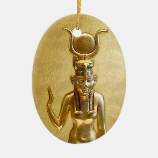 NEW-Isis - Yule - 4 Christmas Tree Ornament