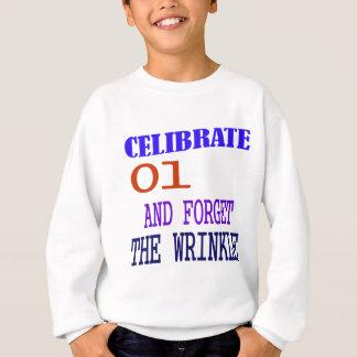 New Jersey  2 Birthday Designs Sweatshirt