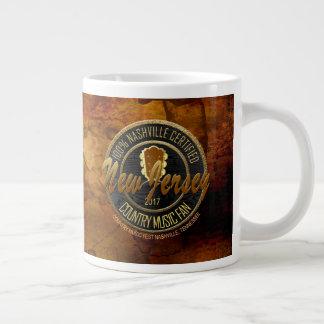 New Jersey Country Music Fan Coffee Mug