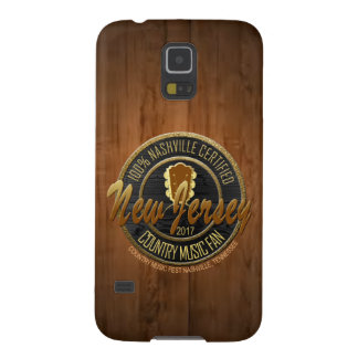 New Jersey Country Music Fan Phone Cases