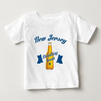 New Jersey Drinking team Baby T-Shirt