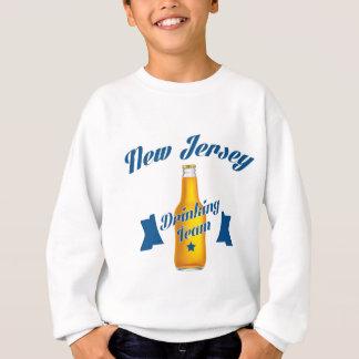 New Jersey Drinking team Sweatshirt