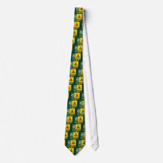 New Jersey (DTOM) Tie