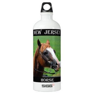 New Jersey Horse SIGG Traveller 1.0L Water Bottle
