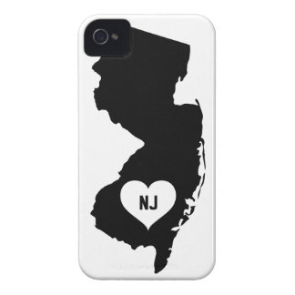 New Jersey Love iPhone 4 Case-Mate Case
