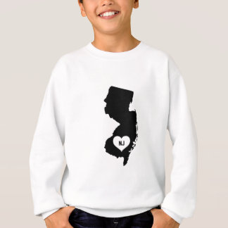 New Jersey Love Sweatshirt