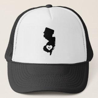 New Jersey Love Trucker Hat