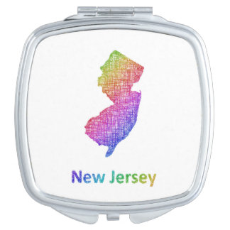 New Jersey Mirror For Makeup