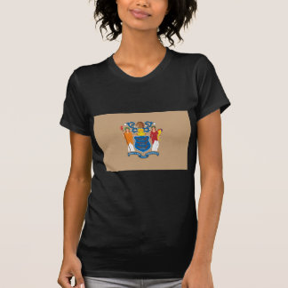 New Jersey  Official State Flag T Shirt