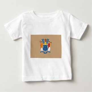 New Jersey  Official State Flag Tee Shirt