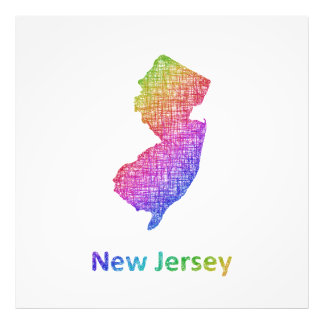 New Jersey Photo Print