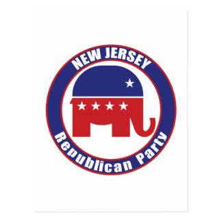 New Jersey Republican Party Postcard