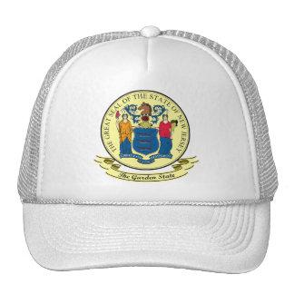 New Jersey Seal Cap