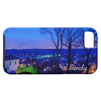 New Jersey Shore View to NY Tough iPhone 5 Case