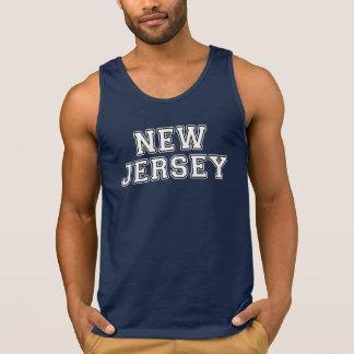 New Jersey Singlet