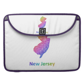 New Jersey Sleeve For MacBooks