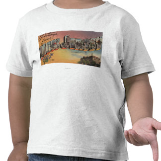 New Jersey (State Capital/Flower) Tee Shirts