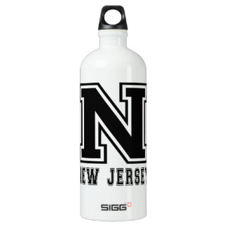 New Jersey State Designs SIGG Traveller 1.0L Water Bottle