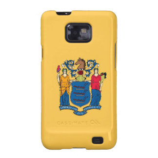 New Jersey State Flag Galaxy S2 Covers
