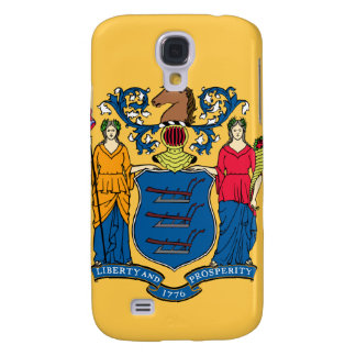 New Jersey State Flag Samsung Galaxy S4 Case