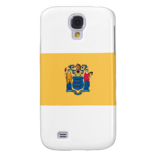 New Jersey State Flag Galaxy S4 Cases