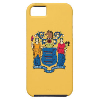 New Jersey State Flag iPhone 5 Covers