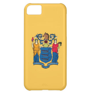 New Jersey State Flag iPhone 5C Case