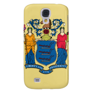 New Jersey State Flag HTC Vivid Cover