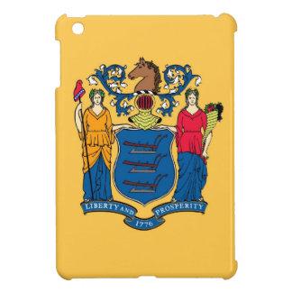 New Jersey State Flag iPad Mini Case