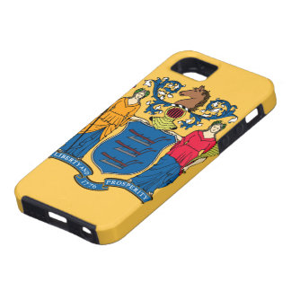NEW JERSEY State Flag iPhone 5 Cover
