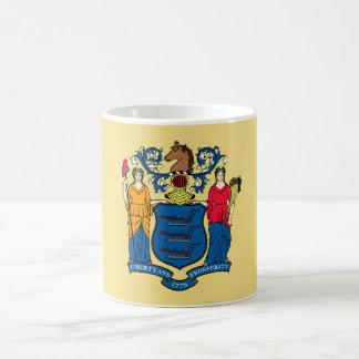 New Jersey State Flag Mugs