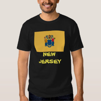 NEW JERSEY STATE FLAG SHIRTS