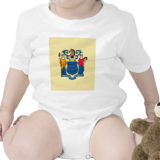 New Jersey State Flag Tshirts