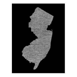 New Jersey State Postcard