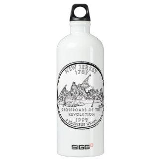 New Jersey State Quarter SIGG Traveller 1.0L Water Bottle