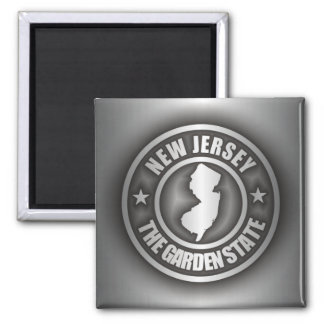 """New Jersey Steel"" Magnets"