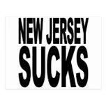 New Jersey Sucks Post Card