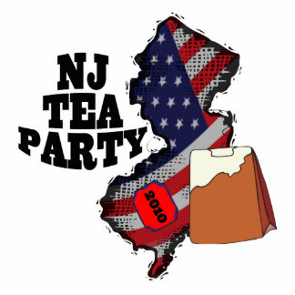 new jersey tea party 2010 photo sculpture key ring