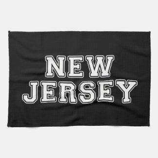 New Jersey Tea Towel