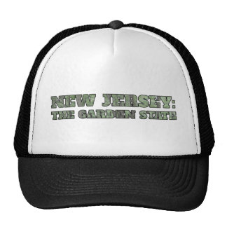 New Jersey: The Garden State Hats