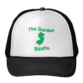 New Jersey: The Garden State Mesh Hat