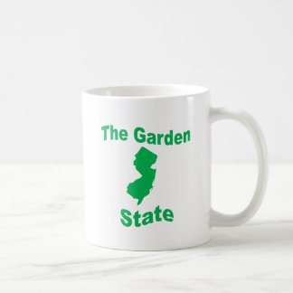New Jersey: The Garden State Coffee Mug