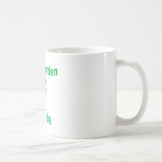 New Jersey: The Garden State Coffee Mugs