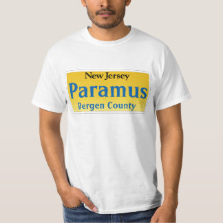 New Jersey Towns T-Shirt